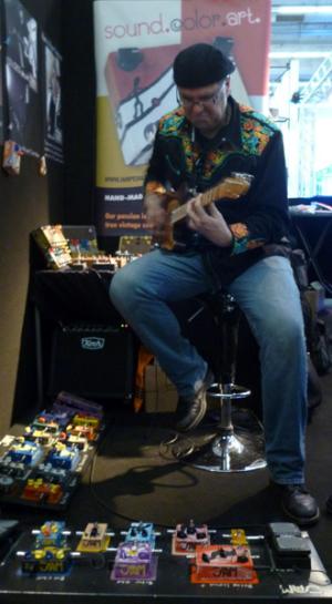 Jampedals.com Custom Pedal JAM pedals artists 34