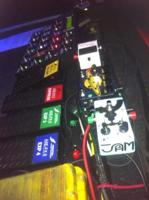 Jampedals.com Custom Pedal JAM pedals artists 48
