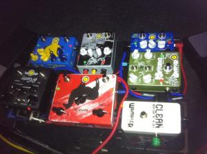 Jampedals.com Custom Pedal JAM pedals artists 49
