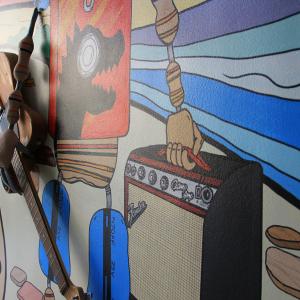 Jampedals.com Image  JAM pedals showroom 5