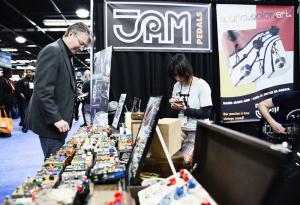 Jampedals.com Custom Pedal Exhibitions 5