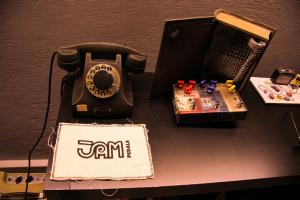 Jampedals.com Custom Pedal JAM pedals showroom 26
