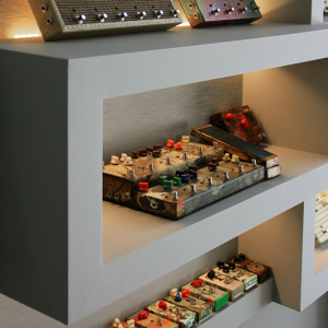 Jampedals.com Image  JAM pedals showroom 10
