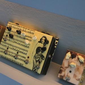 Jampedals.com Image  JAM pedals showroom 13