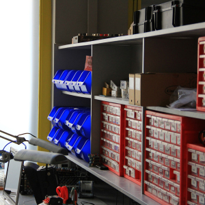 Jampedals.com Image  JAM pedals showroom 31