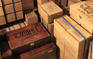 Jampedals.com Custom Pedal JAM pedals showroom 22