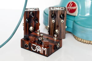 Jampedals.com Custom Pedal Wood-stock 1