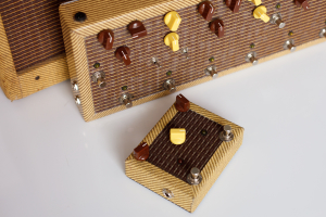 Jampedals.com Custom Pedal Cloth / tolex 2