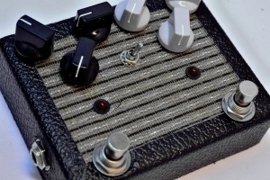 Jampedals.com Custom Pedal Cloth / tolex 6