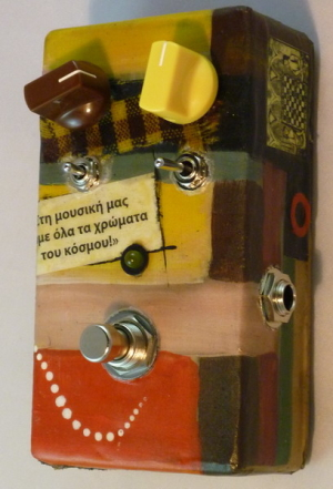 Jampedals.com Custom Pedal Collage 24