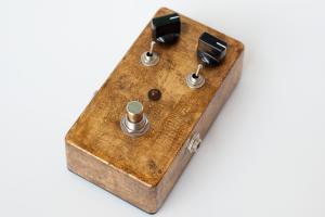 Jampedals.com Custom Pedal Gold / Silver 3