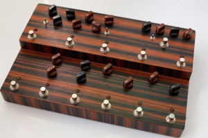 Jampedals.com Custom Pedal Wood-stock 7