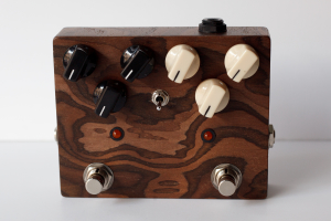 Jampedals.com Custom Pedal Wood-stock 8