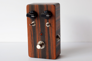 Jampedals.com Custom Pedal Wood-stock 10