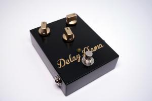 Delay Llama custom artwork 3