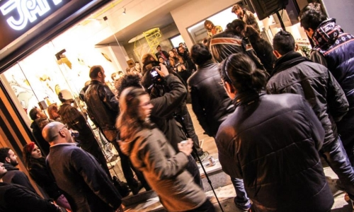 NEW WORKSHOP/SHOWROOM OPENING PARTY !