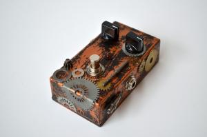 Jampedals.com Custom Pedal Steampunk 31