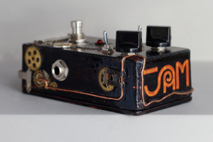 Jampedals.com Custom Pedal Steampunk 26
