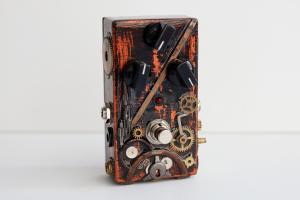 Jampedals.com Custom Pedal Steampunk 23
