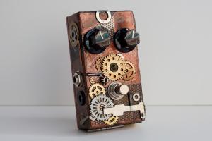 Jampedals.com Custom Pedal Steampunk 16