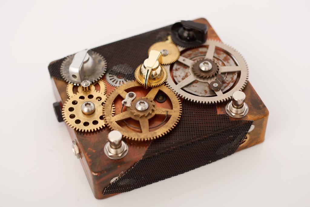 Guitar Pedals For Punk : steampunk jam pedals ~ Hamham.info Haus und Dekorationen