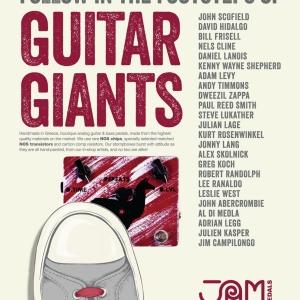 Jampedals.com Image  JAM pedals artists 1