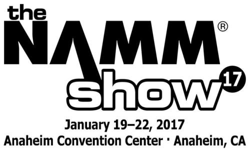 NAMM SHOW 2017 !