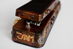 Jampedals.com Custom Pedal Steampunk 4