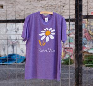 RetroVibe Purple image 1