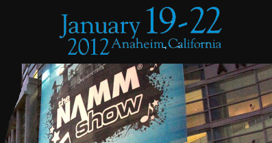 JAM PEDALS IN NAMM SHOW !