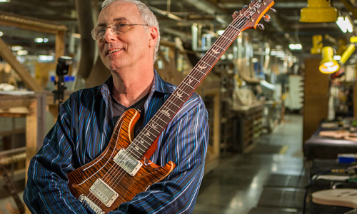 PAUL REED SMITH on JAM pedals