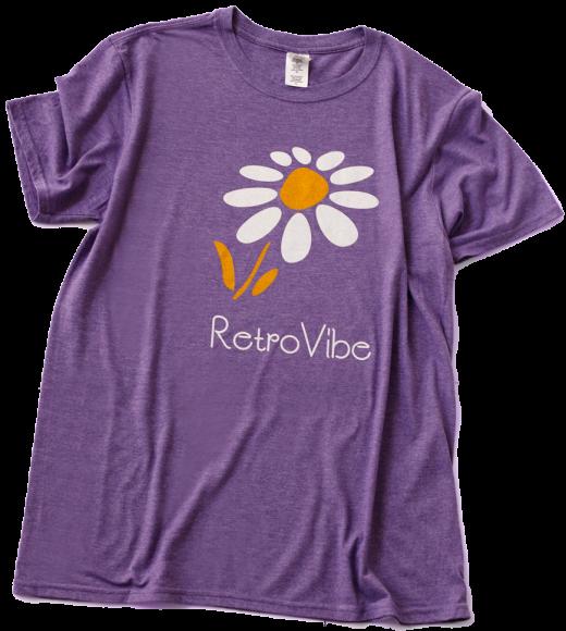 RetroVibe Purple