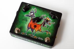 Delay Llama+ custom artwork 1