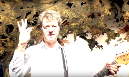 Nels Cline playing the JAM pedals WaterFall !