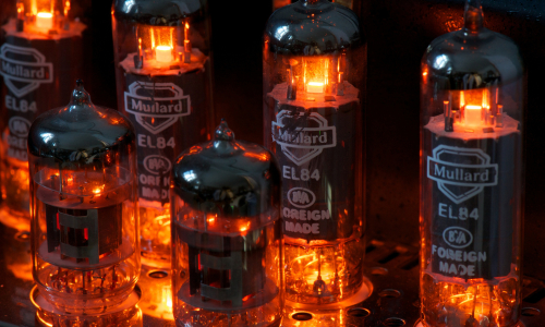 A guide about construction, sound, and strategic use of vintage tubes