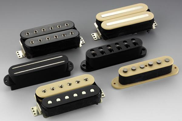 Single coil humbucker
