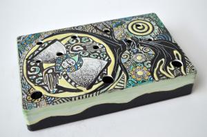 Delay Llama Supreme custom artwork 1