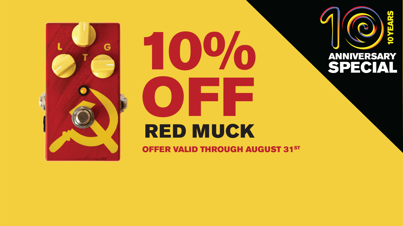 Red Muck -10%