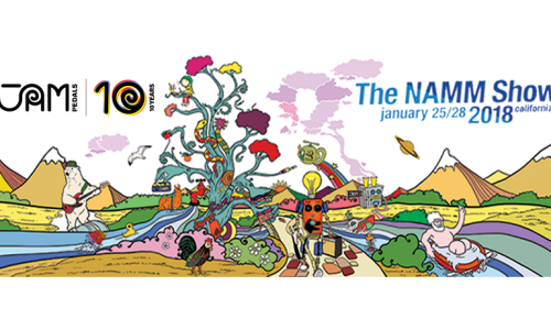 NAMM Show | 2018