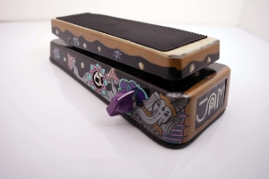 Wahcko Bass custom artwork 4