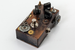 Jampedals.com Custom Pedal Steampunk 33