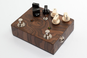 Jampedals.com Custom Pedal Wood-stock 6
