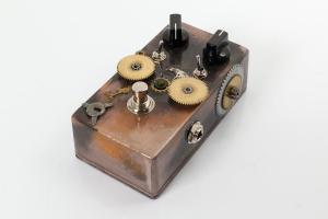 Jampedals.com Custom Pedal Steampunk 15