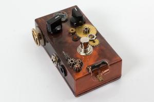 Jampedals.com Custom Pedal Steampunk 35