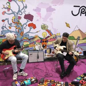 Jampedals.com Image  NAMM show 2018 24