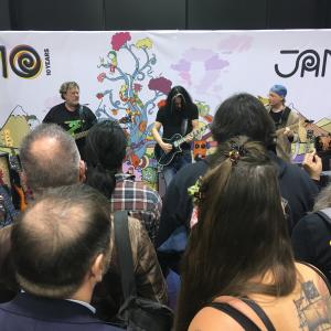 Jampedals.com Image  NAMM show 2018 14