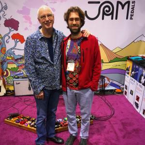 Jampedals.com Image  NAMM show 2018 34