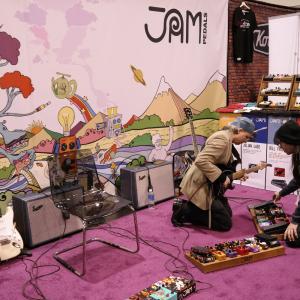 Jampedals.com Image  NAMM show 2018 25