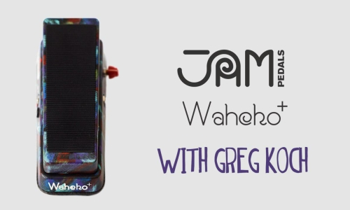 Wahcko+ | tips & tricks with Greg Koch