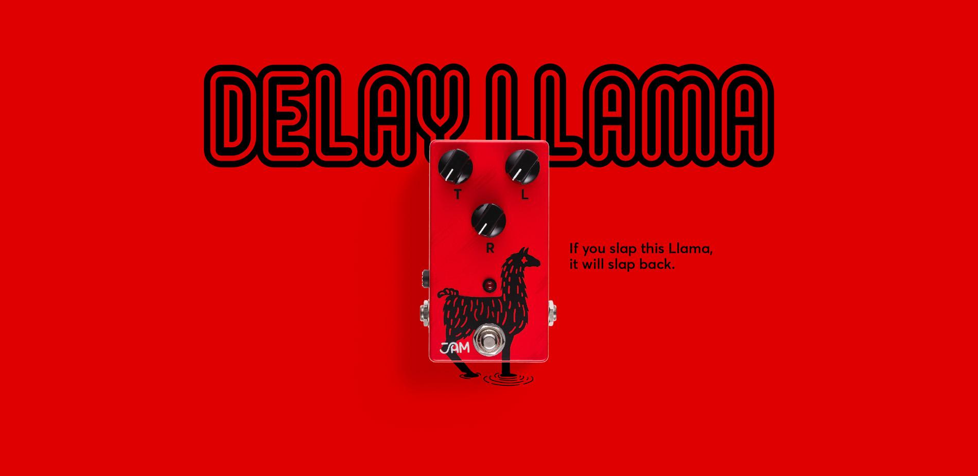 JAM pedals - handmade analog pedals